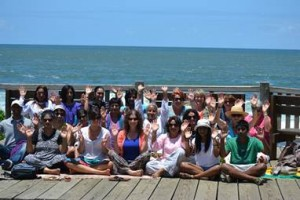 Reiki Course Ballito Beach 2012